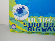 Hog Wild Extreme Benders Surf Boarders Big Wave Set Poseable, Magnetic, Cake