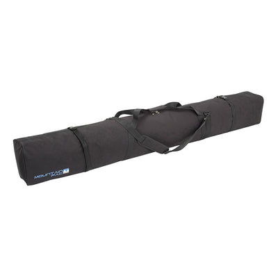 Mountain Pac Double Ski Bag Black