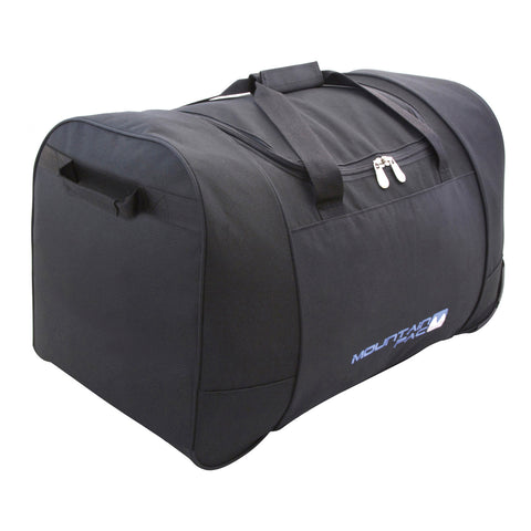 Mountain Pac Wheely Holdall Bag - Black