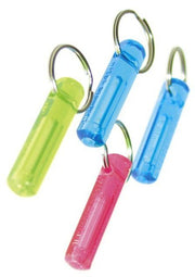 Nite Tritium Gadget Keyring Glowring New Colours! Glow Stick Cat Pet