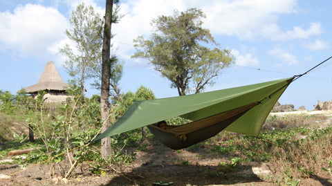 Ticket To The Moon Hammock Tarp