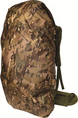 Highlander Waterproof Hmtc Unisex Outdoor Rucksack Cover available in Multi - Colour - Large