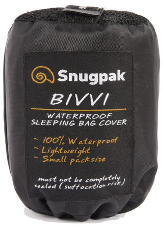 Snugpak Bivvi Bag Standard Extra Long Waterproof Shelter Bivi Bivvy
