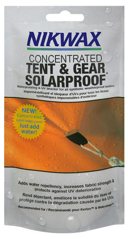 Concentrated Tent & Gear Solarproof