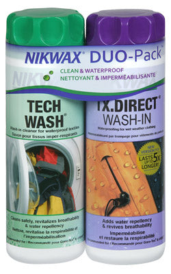 Tx Direct and Tech Wash Twin Pack