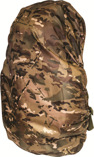 Highlander HMTC Rucksack Cover - Multi-Colour, Small