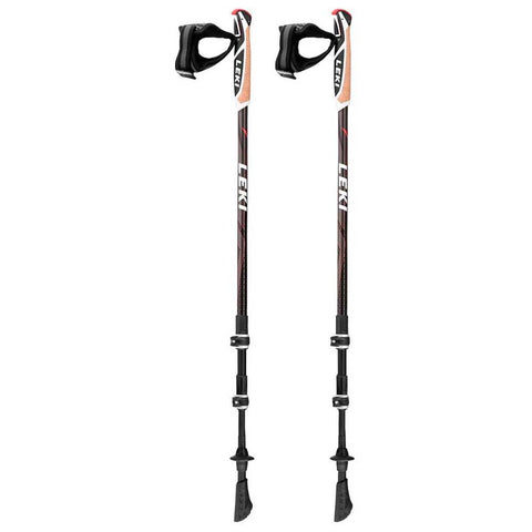 Leki Traveller Carbon Nordic Walking Pole