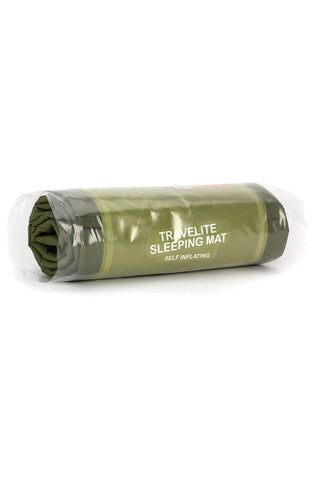 Travelite Self-inflating Sleeping Mat - Full Length