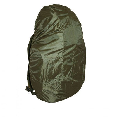 Waterproof Rain Cover + Stuff Sack Olive Green Large Fits 60-70ltr
