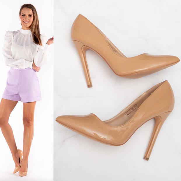 Timeless Nude Pump