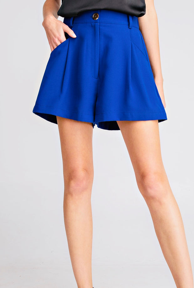 Charleston Classic Shorts                     Royal Blue