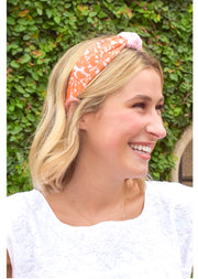 J Marie Rae Headband Light Pink