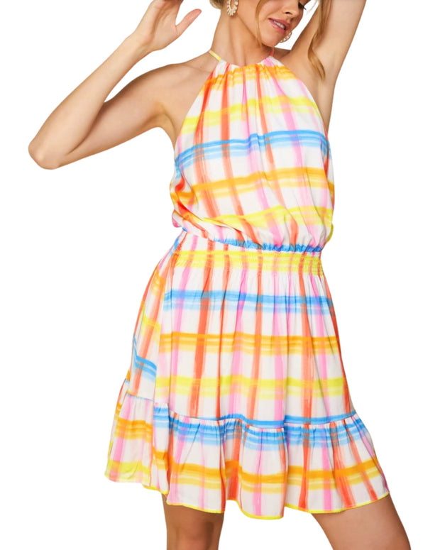 Effortless Elegance White Eyelet Midi Dress
