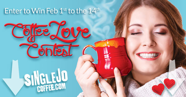 SingleJo's Coffee Love Contest