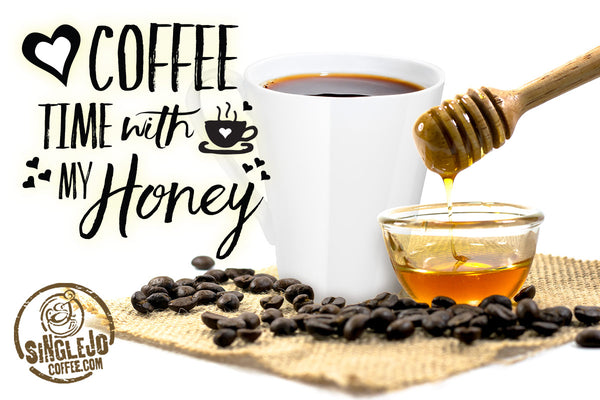 Honey as a Sweetener to Coffee?