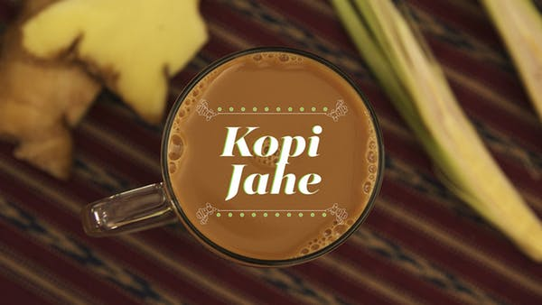 Ginger Coffee Kopi Jahe