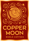 Copper Moon World Coffees logo