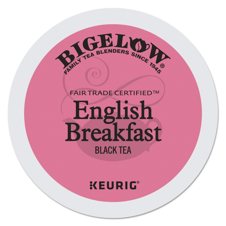 Bigelow English Breakfast Tea K-cup