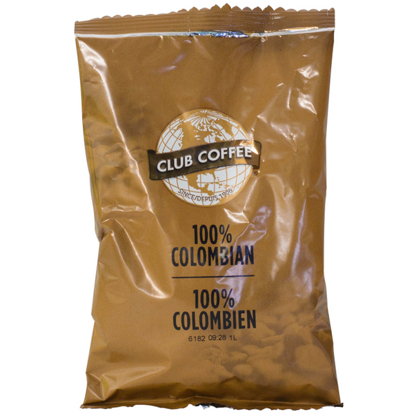 Club Coffee Ground Colombian 1 lb
