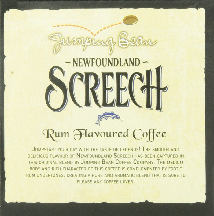 Jumping Bean Newfoundland Screech 20 ct