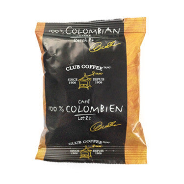 Club Coffee - 100% Colombian - Food Service Pack