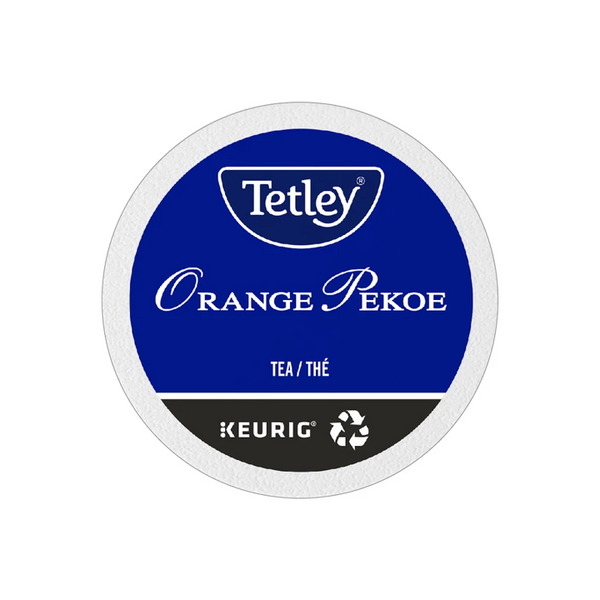 Tetley Orange Pekoe K-cup