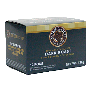 Coffee Culture - Dark Roast 12ct