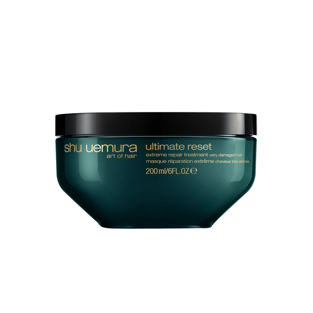 Masque réparateur Ultimate Reset - Shu Uemura art of hair