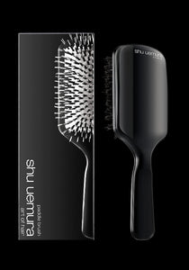 Paddle brush - Shu Uemura art of hair