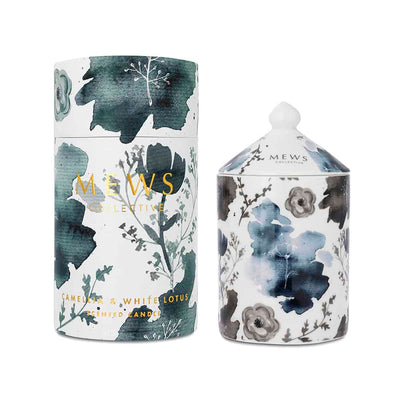 CAMELLIA & WHITE LOTUS LARGE CANDLE
