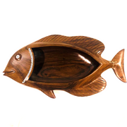 Fish Dish - MOP Inlay - Large