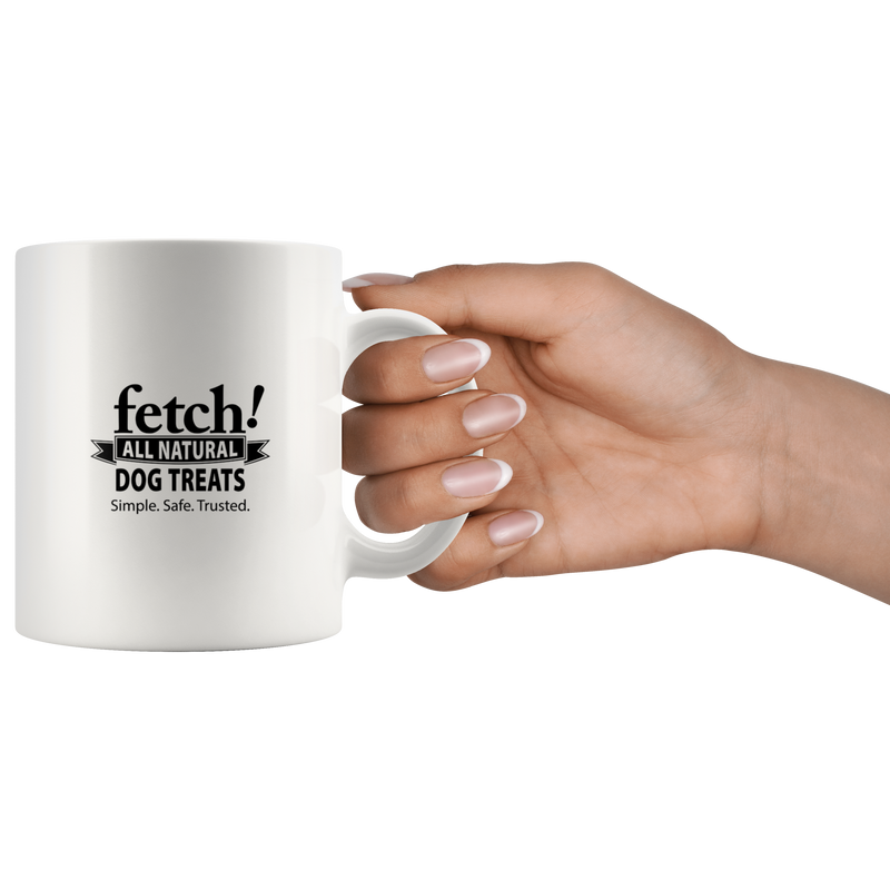 fetch! 11oz Mug