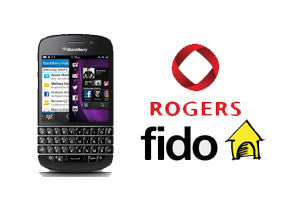 Rogers and Fido Blackberry Unlock