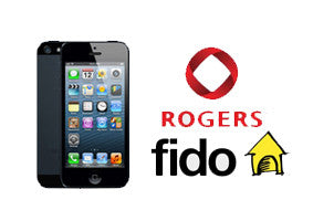 Rogers and Fido iPhone Unlock (7s Plus and older)
