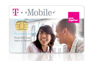T-Mobile Prepaid SIM Card (USA)