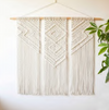 Lilac Beauty Macrame Wall Hanging