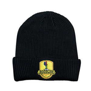 Alpine Hemp Beanie - Goodlids