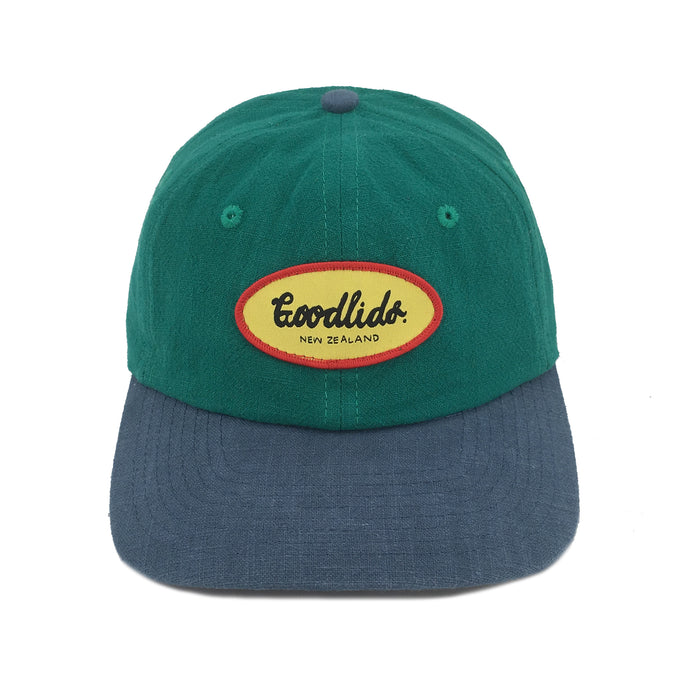 Signature Lid - Green/Blue - Goodlids