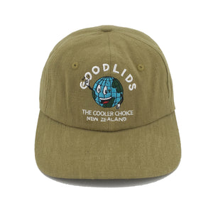 Cooler Choice Lid - Mustard - Goodlids