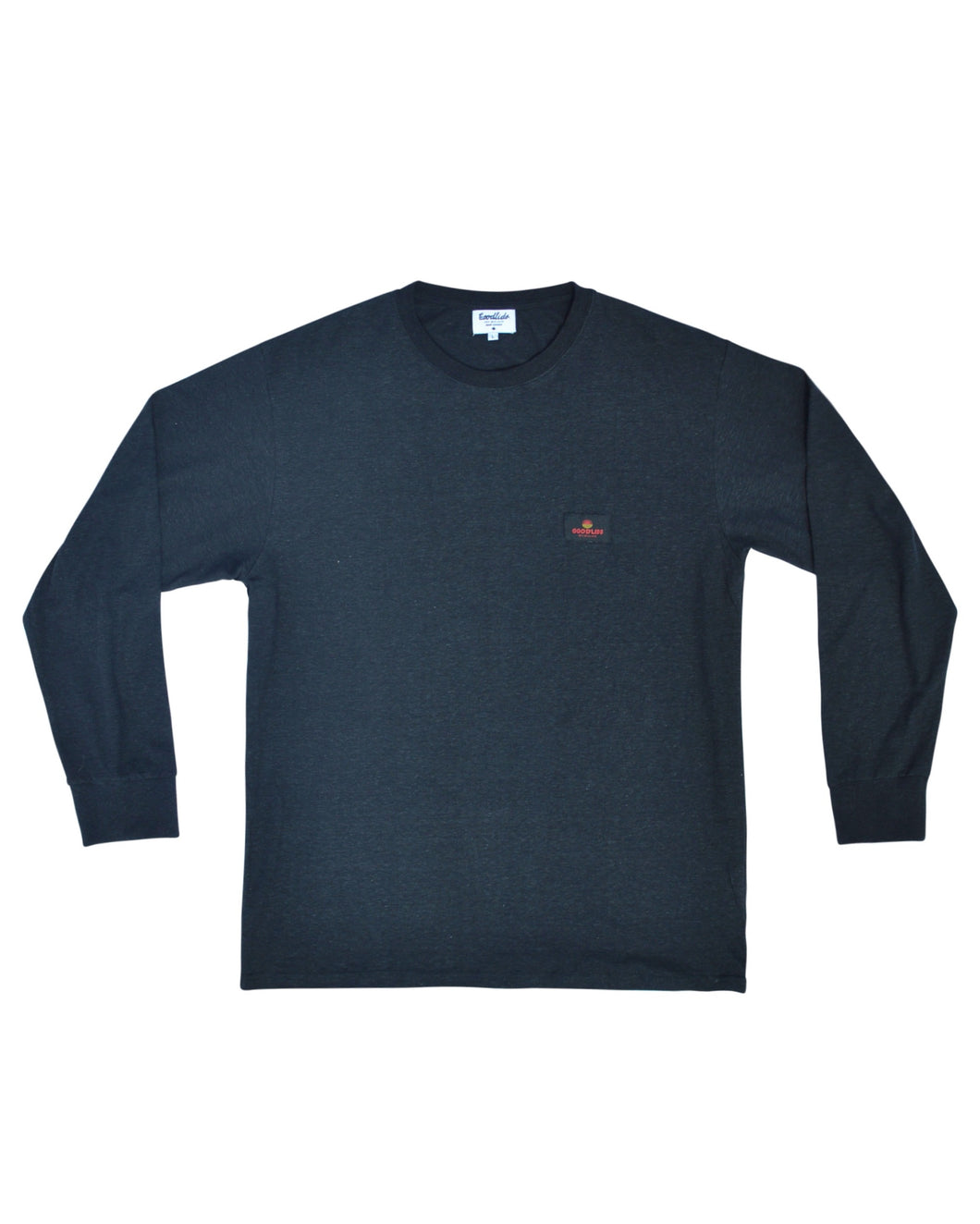 Vintage Long-Sleeve - Black - Goodlids