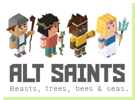 The Alt Saints Store