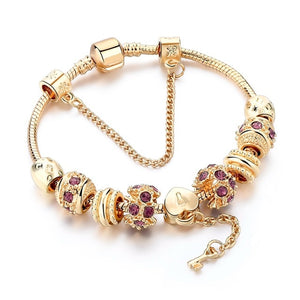 Save Animal Spirits Magical Lock Bracelet