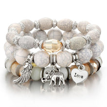 Load image into Gallery viewer, Stunning Elephant Bracelets