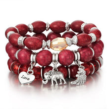 Load image into Gallery viewer, Elephant Bracelet