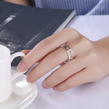 Load image into Gallery viewer, 925 Sterling Silver Teddy Ring