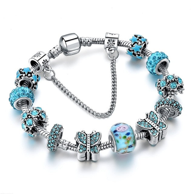 Save Animal Spirits Magical Butterfly Bracelet