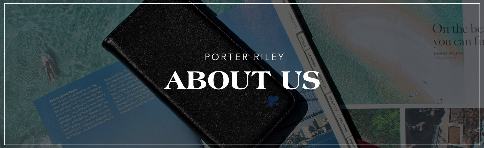 About Porter Riley