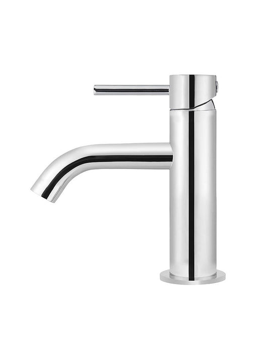 Meir Piccola Basin Mixer Tap - Polished Chrome
