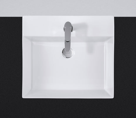 Studio Bagno Shard 50 - Matte Black
