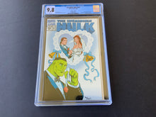 Load image into Gallery viewer, 1994 Marvel INCREDIBLE HULK #418 CGC 9.8 Collectors Edition 1st Talos